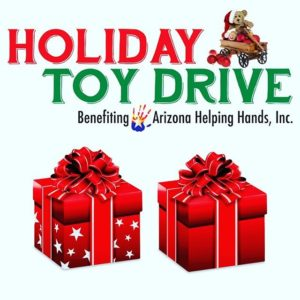 The Holistic Center Dispensary - Phoenix Cannabis Community Holiday Toy Drive