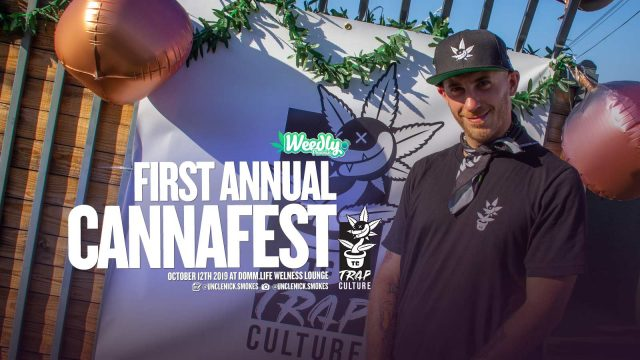 First Annual Cannafest at DOMM.life 10/12/19